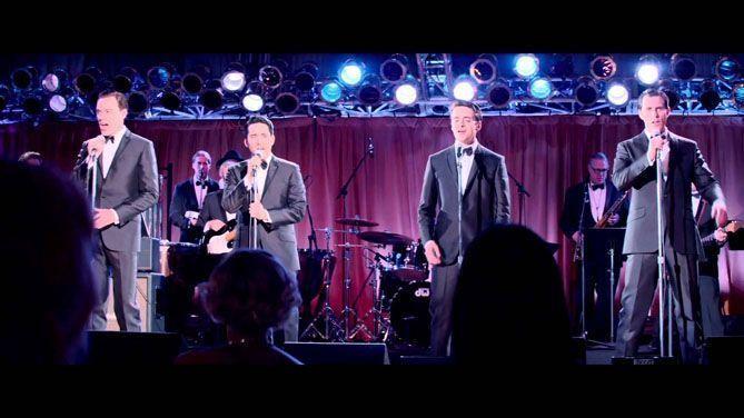 JERSEY BOYS (Blu-Ray). Analizado en AudioVideoHD.com