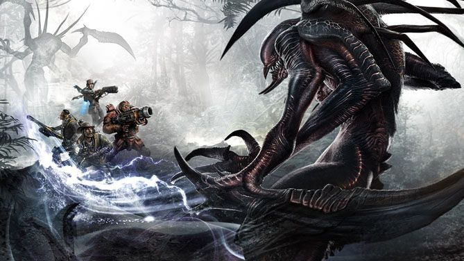 EVOLVE (analizado en XBOX ONE) Analizado en AudioVideoHD.com