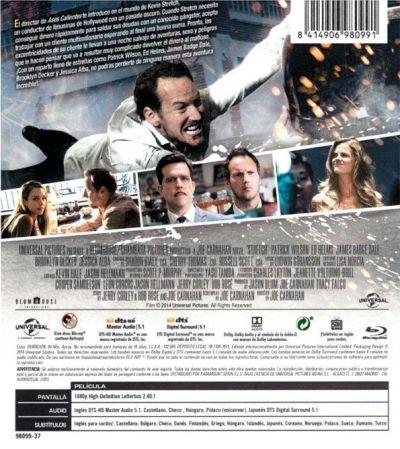 Giro Inesperado (Stretch) analizado Blu-Ray en AudioVideoHD.com