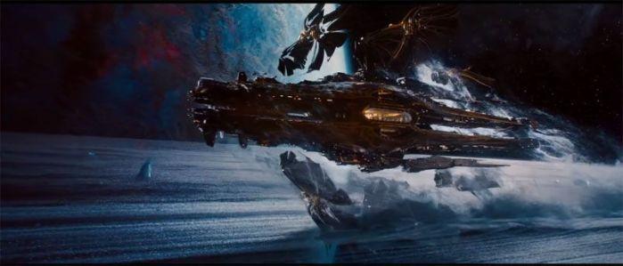 El destino de Júpiter (análisis en AudioVideoHD.com)
