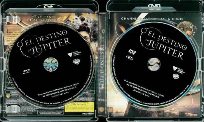 """El destino de Júpiter (análisis de la edición """"Todo en uno"""") AudioVideoHD.com"""