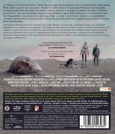 AUTÓMATA (AudioVideoHD.com)