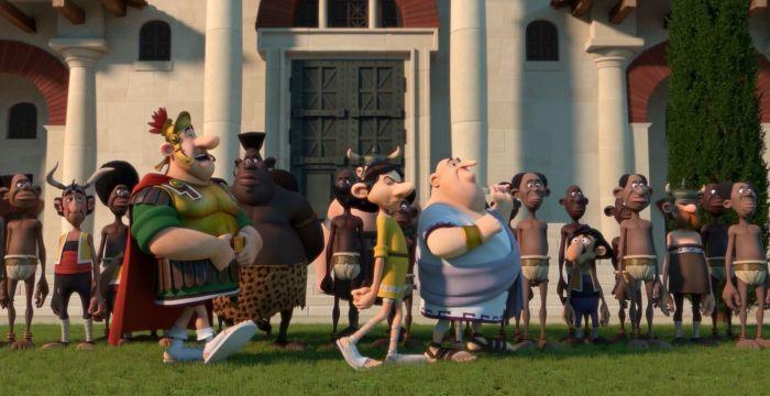 Astérix: La residencia de los dioses (2014) AudioVideoHD.com