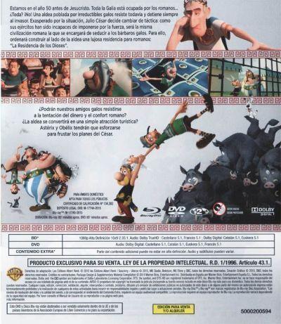 Asterix: La residencia de los dioses (2014) AudioVideoHD.com