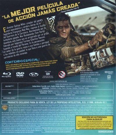 Mad Max: Furia en la carretera (2015) AudioVideoHD.com
