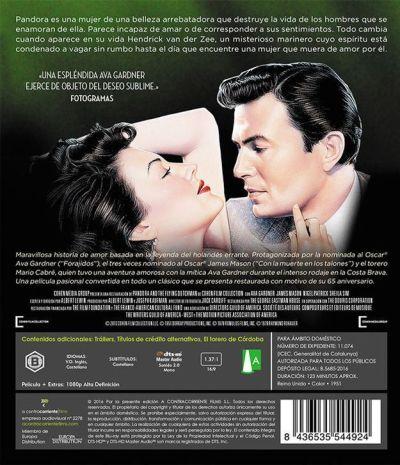 Pandora y el holandés errante (1950) AudioVideoHD.com