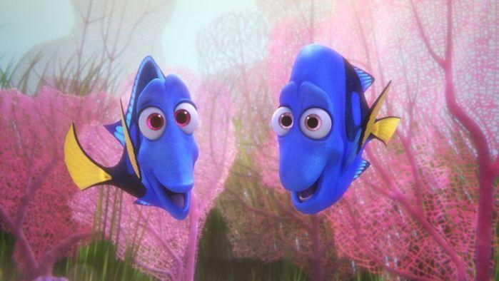 Buscando a Dory (noviembre 2016 en Blu-Ray) Análisis en AudioVideoHD.com