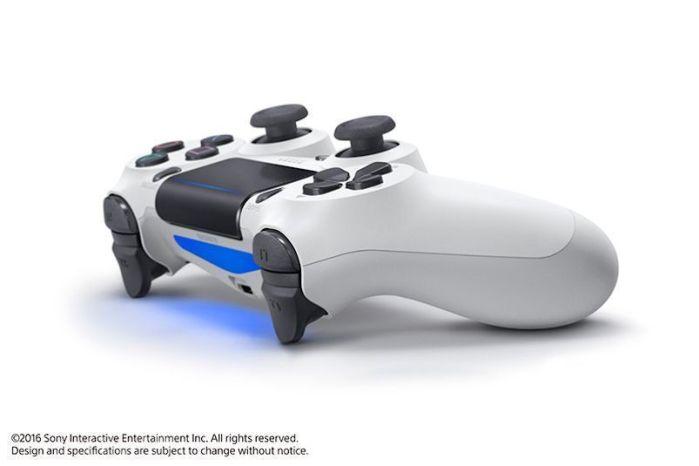 Sony PlayStation®4 Glacier White (2017) AudioVideoHD.com