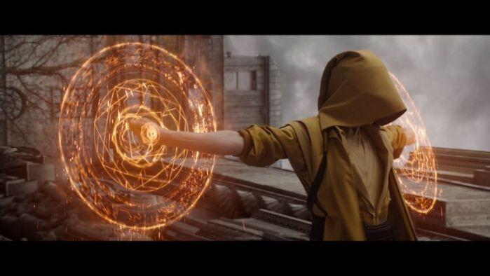Doctor Strange (2016) AudioVideoHD.com (análisis del Blu-Ray)