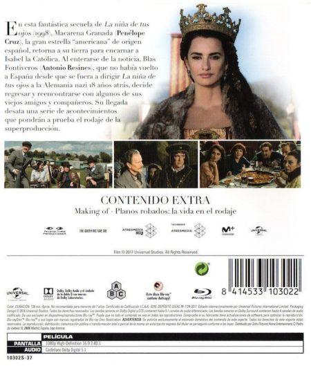 La reina de España (2016) Análisis de AudioVideoHD.com