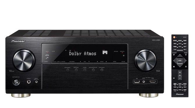 Pioneer VSX-302 (2017) AudioVideoHD.com