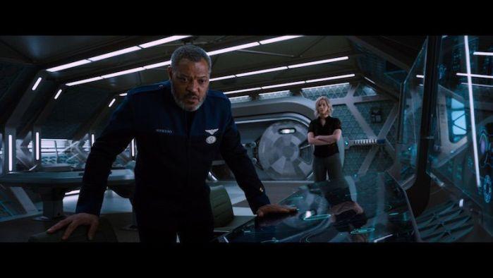 Passengers (Blu-Ray, 2017) Analizado por AudioVideoHD.com