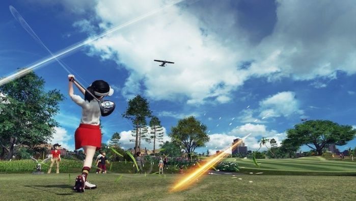 EVERYBODY´S GOLF para PS4. Analizado en AudioVideoHD.com