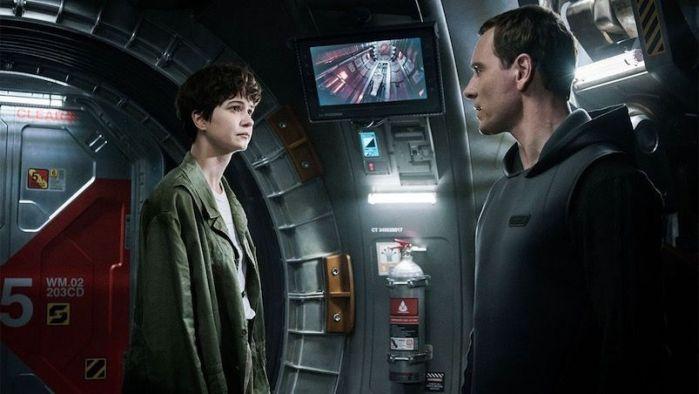 ALIEN: COVENANT (análisis del Blu-Ray) la evolución del Alien