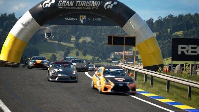 Gran Turismo Sport 2017 - Análisis en AudioVideoHD.com