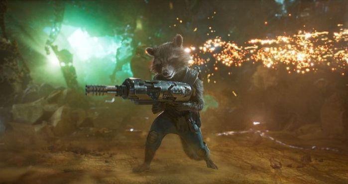 Guardianes de la Galaxia: Volumen 2 (2017) análisis del Blu-Ray en AudioVideoHD.com