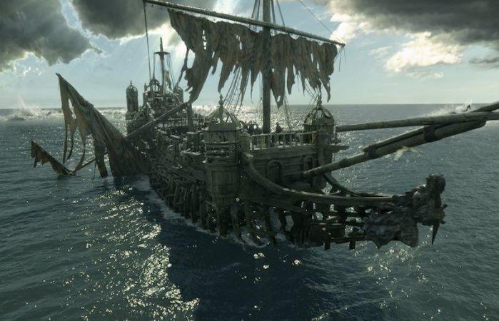 PIRATAS DEL CARIBE: LA VENGANZA DE SALAZAR (Análisis del Blu-Ray) AudioVideoHD.com