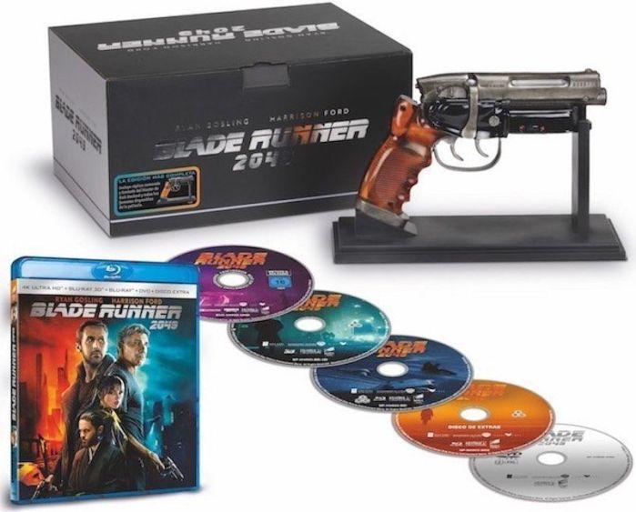 Blade Runner 2049 Edición Coleccionista (2018) Análisis en AudioVideoHD.com