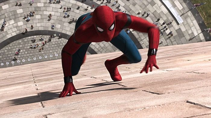 Spider-Man: Homecoming (AudioVideoHD) 2017