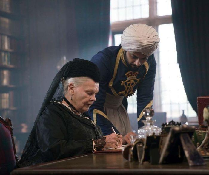 La reina Victoria y Abdul (2017) Análisis del Blu-Ray en AudioVideoHD.com