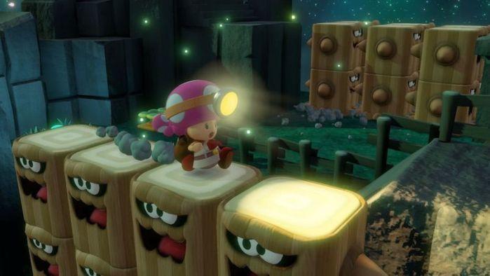 Captain Toad: Treasure Tracker (2018) Analizado con Nintendo Switch en AudioVideoHD.com