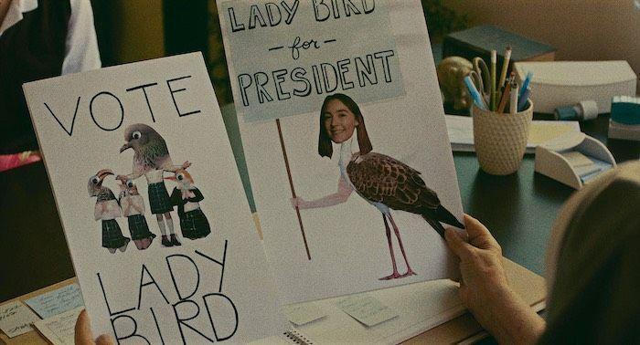 Lady Bird (2017) AudioVideoHD
