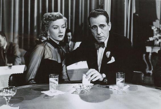 En un lugar solitario (1950 ) Analizada en AudioVideoHD.com