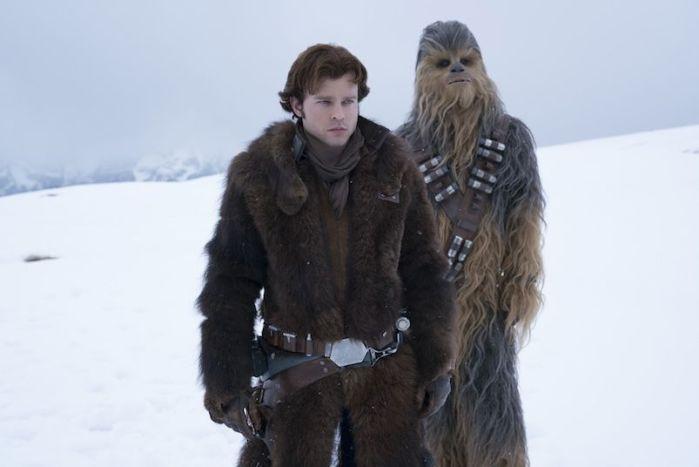 Han Solo: Una Historia de Star Wars (análisis del Blu-Ray, 2018) AudioVideoHD.com