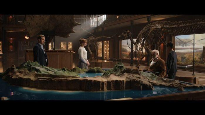 Jurassic World: El Reino Caído (2017) Blu-Ray 4K analizado en AudioVideoHD.com