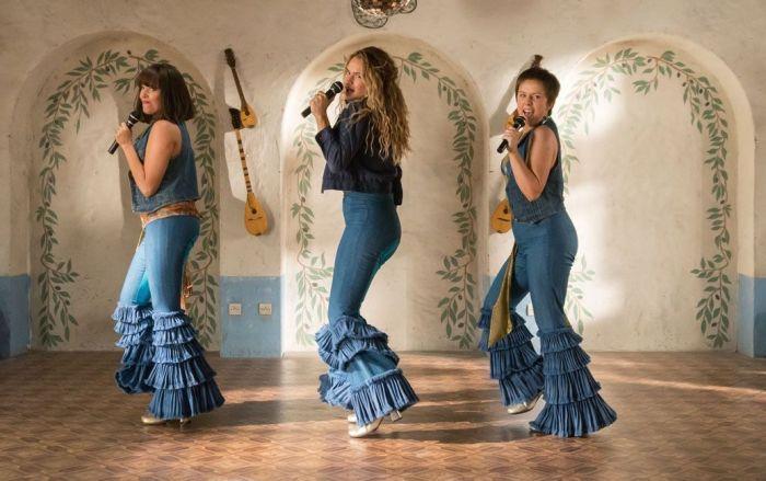Mamma Mia 2 (2018) Blu-Ray analizado en AudioVideoHD.com