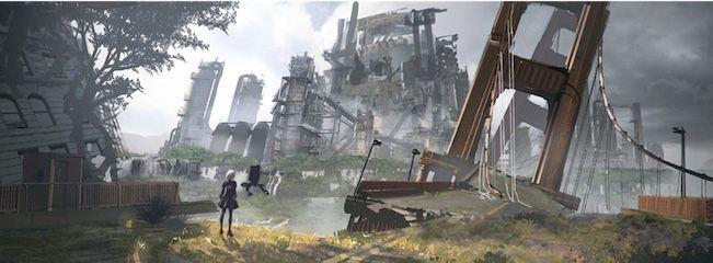NieR: Automata Game of the YoRHa Edition (2019) Reseña en AudioVideoHD.com