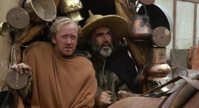 Robin y Marian (1976) Analizado el Blu-Ray en AudioVideoHD,com