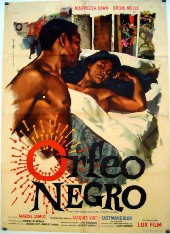 Orfeo Negro. Análisis del Blu-Ray