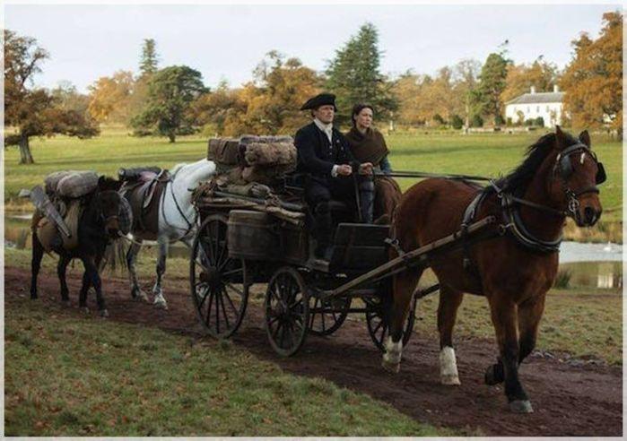 Outlander - Temporada 4. Análisis del pack Blu-Ray en AudioVideoHD.com