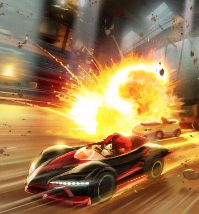 SEGA SONIC RACING (análisis en PS4) AudioVideoHD.com