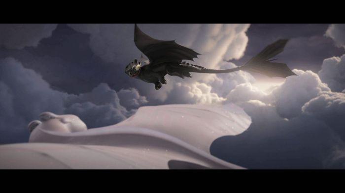 Cómo entrenar a tu dragón 3 (2019) Análisis del BD-UHD realizado en AudioVideoHD.com