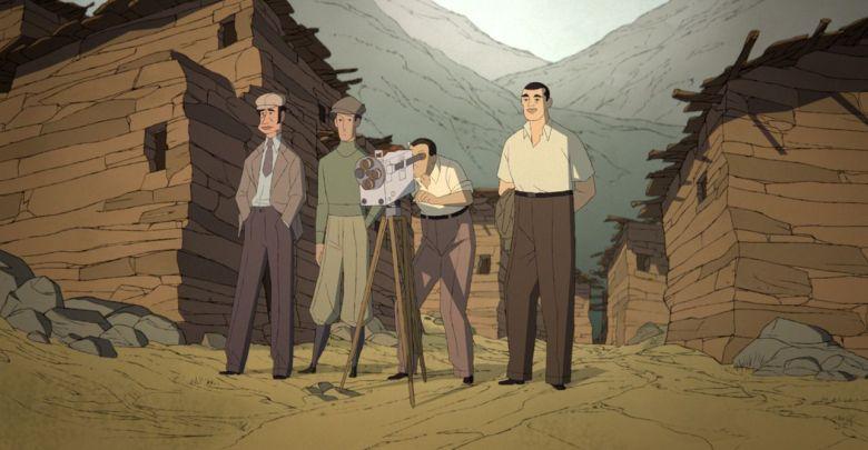 Buñuel en el laberinto de las tortugas (2019)