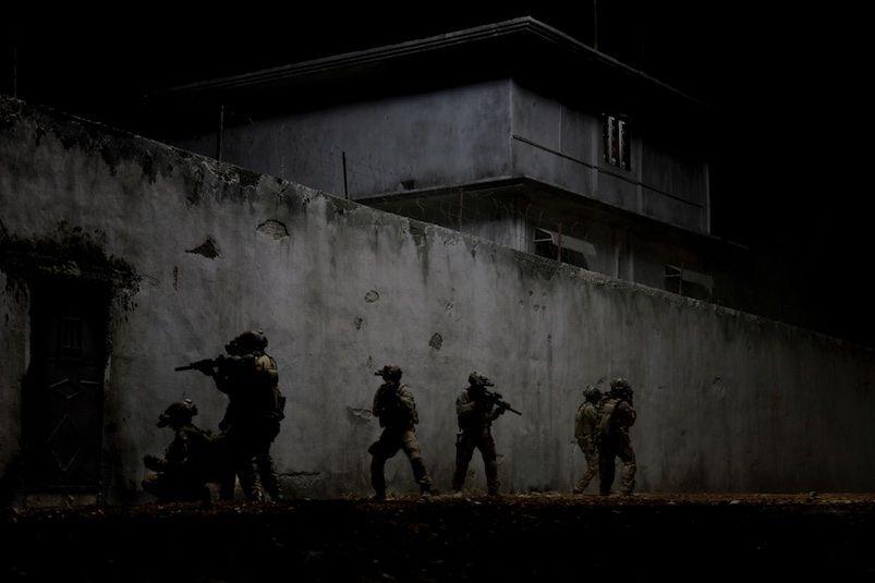 La noche más oscura - 2012