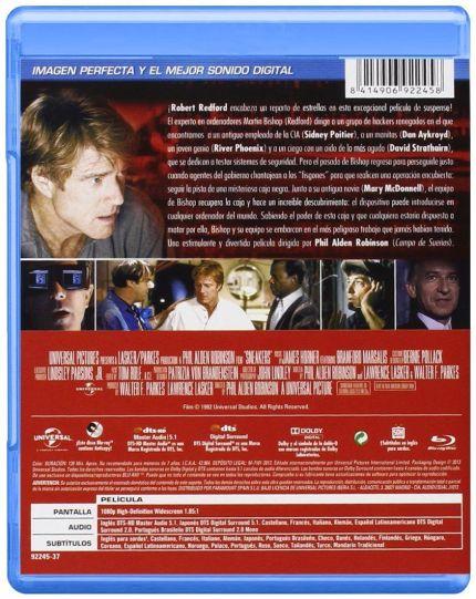 Los Fisgones. Blu-Ray