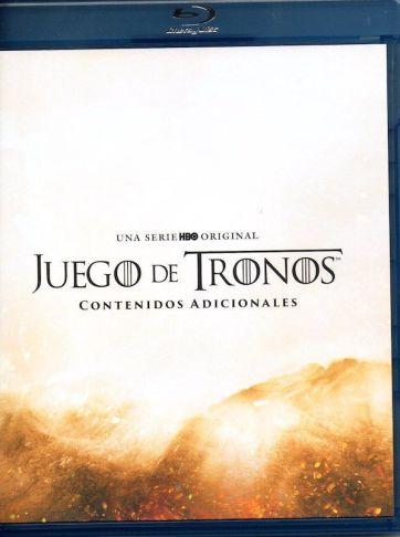 Juego de Tronos - Temporada 8 Extras