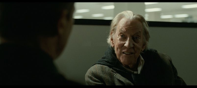 Donald Sutherland en Ad Astra (2019)