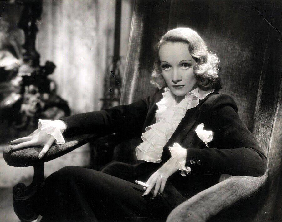 Marlene Dietrich - Ángel - 1937