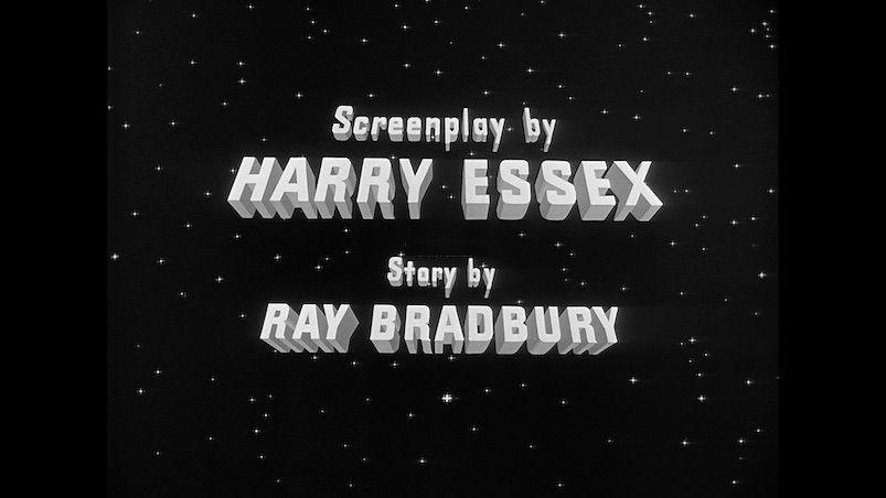 Vinieron del espacio - 1953