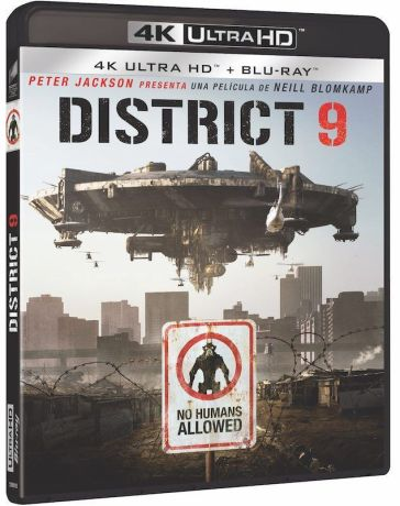District 9 en UHD-4K