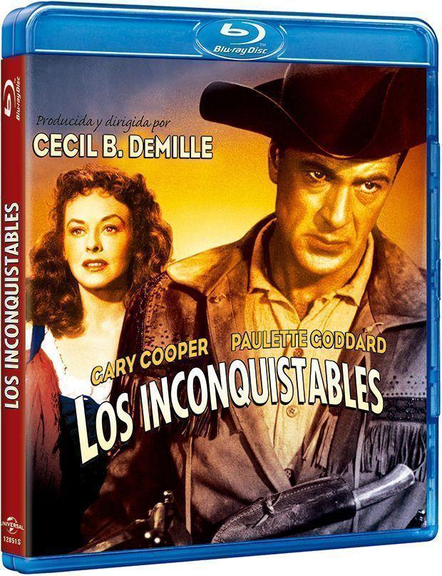 Los inconquistables (1947) en Blu-Ray