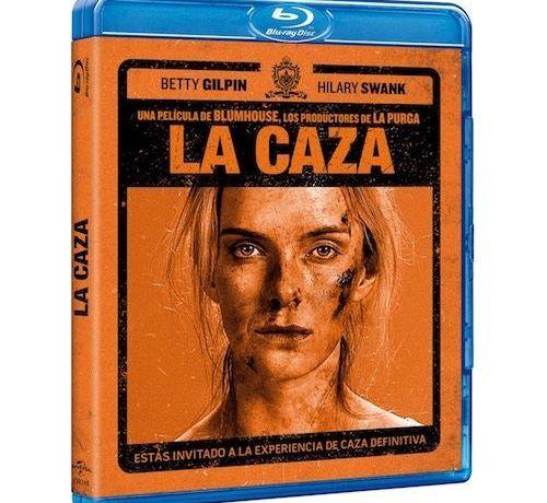 La caza (2019) Blu-Ray