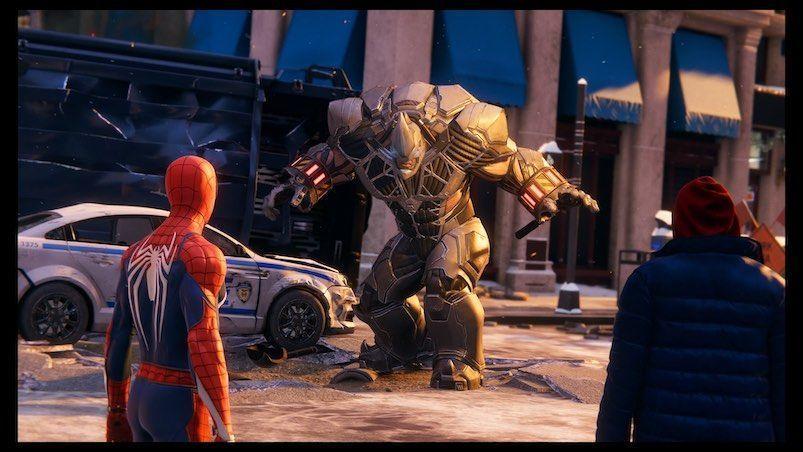 Marvel Spider-Man: Miles Morales