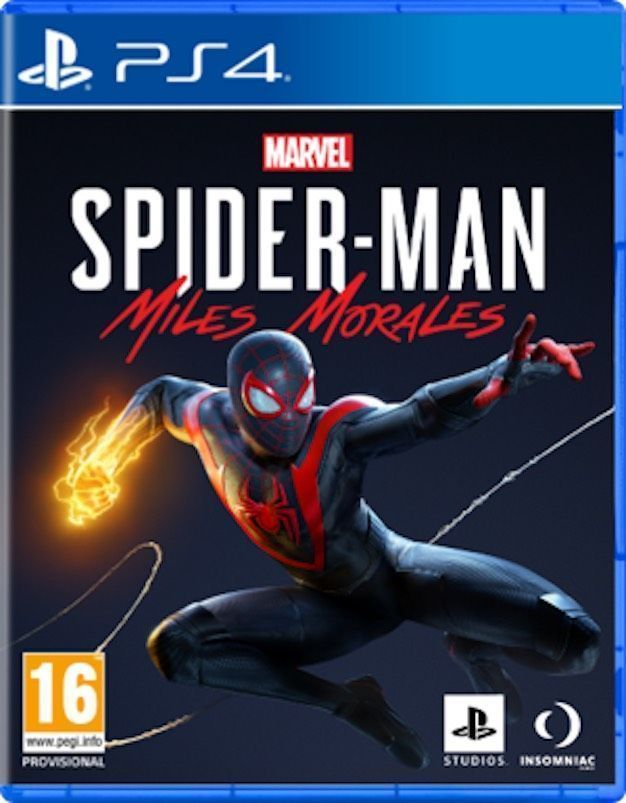 Marvel Spider-Man: Miles Morales para PS4