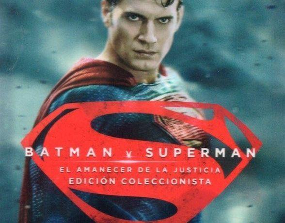 Batman v Superman: El Amanecer de la Justicia - Edición Coleccionista