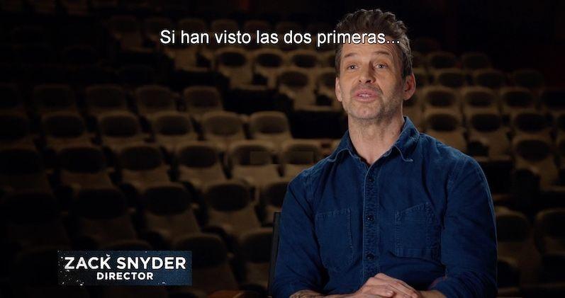 Zack Snyder (2021)